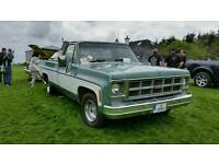 American car or pickup truck wanted