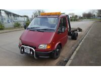 Ford TRANSIT MK5 / RECOVERY TRUCK / 12 MONTHS M.O.T / AIR SUSPENTION / WINCH / LEATHER SEATS