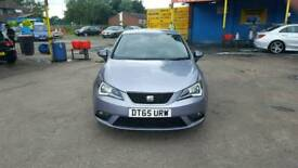 2016 Seat Ibiza 1.2 Connect . Sat Nav . £30 Road Tax