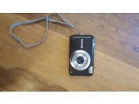 Fuji film digital camera black