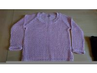 Girls dressy jumper age 12/13 years. Excellent condition