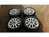 Lexus CT200h Alloy wheels will fit nissan toyota japan