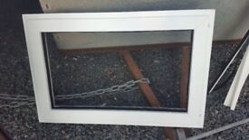 PVC Window Frames - Various Sizes - OPEN TO OFFERS