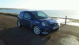 2008 Ford Fiesta Sport Van