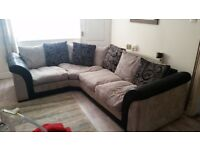 grey dfs corner sofa