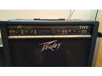 Peavey TNT 115 Black Widow Bass Amp - Collection only