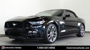 2016 Ford Mustang GT premium mags 20 pouces navigation