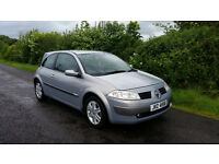 Renault Megane Dci Full Years Mot 6 Speed Very Good Condition Inside & Out!!