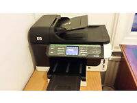 HP officejet pro 8500 wireless all in one printer A909g plus original HP toner cartridges