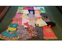 Gorgeous girls summer clothes age 2-3 yrs
