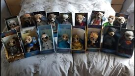 full collection of meercats