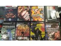 Looking for ps2 and n64 games