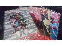 Uncanny Avengers 1-4 Marvel Now!
