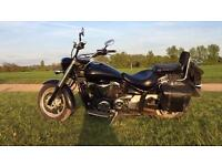Yamaha XVS1300 Midnight Star( In a good condition)