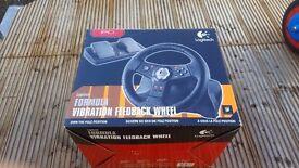 Logitech Pc steering wheel
