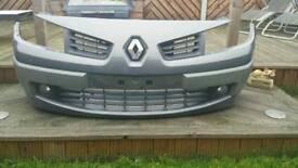 Renault megane 2006>2009 front bumper