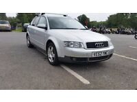 Audi A4 in a good condition