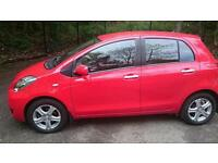 2010 Yaris TR 1.33 5dr Eco Low Mileage £30 Road Tax Nice Order Good History.