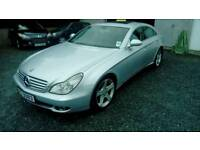 06 Mercedes CLS350 Auto All Black Leather Trim Great Driver 2Keys Can be seen anytime