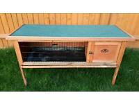 Rabbit/ guinea pig hutch. Can deliver locally