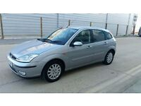 ford focus 2002 1.6 auto hpi clear good condition