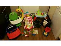 Baby accessories and toys bundle