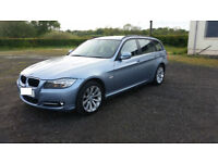 BMW 320d, Business Edition, year 2010 (LCI model).