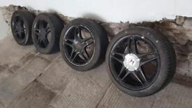 Type r alloys