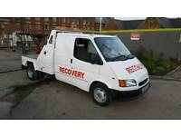 transit recovery truck
