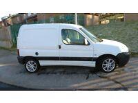 Citroen Berlingo Van - 1.9 Diesel - 55 Plates - Alloy Wheels - new Discs, Brakes, Heater Plugs