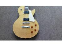 Gibson Epiphone Les Paul Birdseye Maple Plus Hard Case/Gibson Soft Case