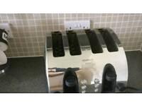 Kenwood Toaster 4 slices toster