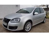 2007 [57] VW GOLF GT SPORT 2.0 TDI DSG [170] TIMING BELT KIT/FULL SERVICE JUST DONE -PART EX WELCOME