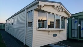PRICE REDUCTION, 40% OFF PREVIOUS PRICE, STATIC CARAVAN FOR SALE SITED ON MORECAMBE BAY HOLIDAY PARK
