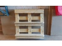Pallet shelving for sale