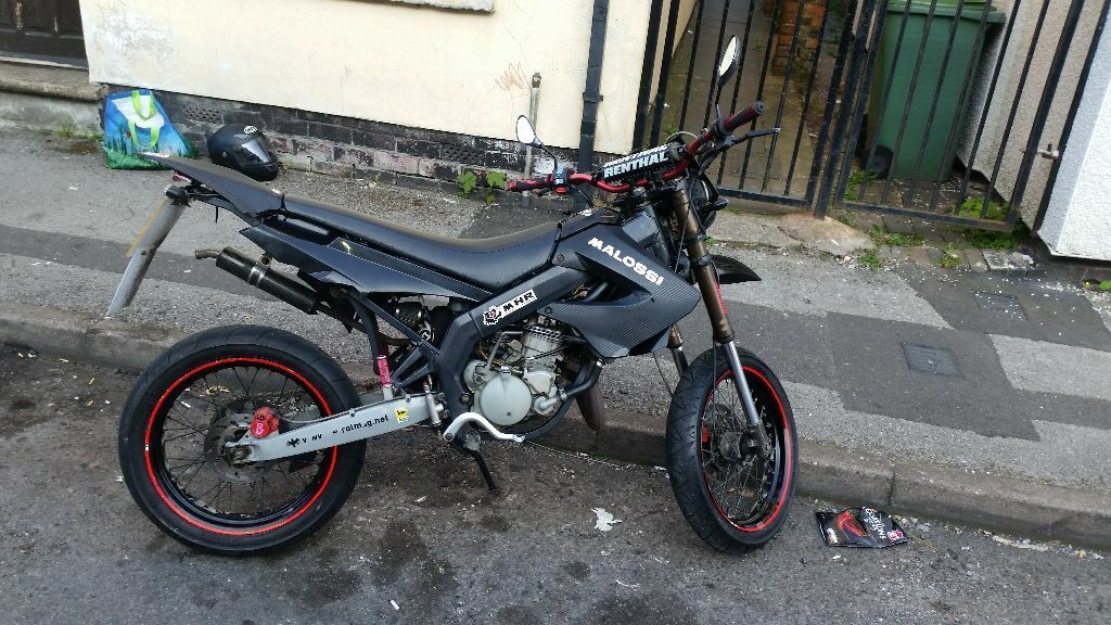 derbi senda sm xtreme 50cc with 80cc in aldridge west midlands gumtree. Black Bedroom Furniture Sets. Home Design Ideas