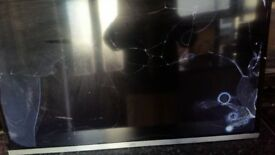 "JVC LT-40C755 Smart 40"" LED TV with Built-in DVD Player Full HD 1080p Black"