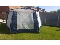 Eurohike gazebo shelter tent