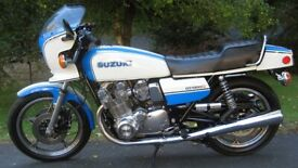 WANTED Suzuki GS1000S Please