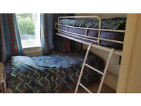 Vintage 60s Bunk Bed *with mattresses*