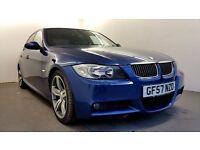 2007 | BMW 330d M Sport | Auto | Diesel | LEATHER | SAT NAV | TINTED WINDOWS
