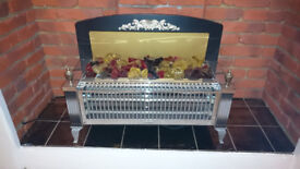 Vintage Sunhouse electric fire
