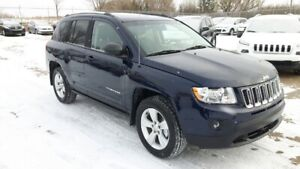 2013 Jeep Compass North 4x4, Power Sunroof, Factory Remote Start
