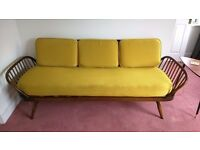 Ercol Day Bed, Studio Couch , Ercol Sofa, Ercol Settee , 3 Seater Sofa , Settee