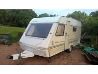 Abi marauder 450s 1992. Complete with full awning
