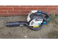 Mcalister blower look in good condition previous occupier left! Untested! cant start!
