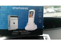 Smart wares wireless video intercom