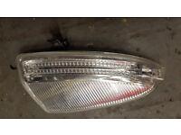 Mercedes left side, nearside blinker/indicator light/lamp
