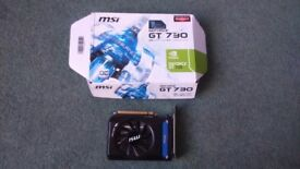Geforce gt 730 msi