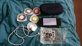 Sony PSP original model spares or repair.